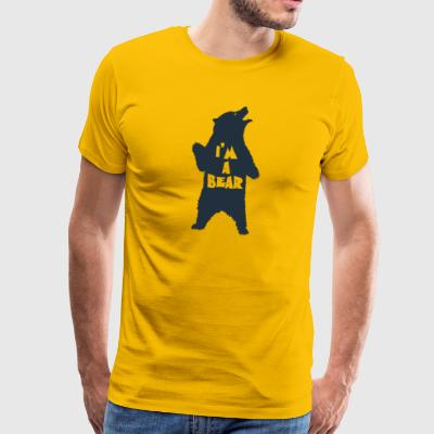 ima bear - Men's Premium T-Shirt