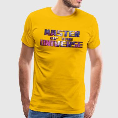 MASTER OF THE UNIVERSE - Men's Premium T-Shirt