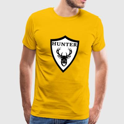 Hunter - Men's Premium T-Shirt