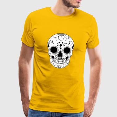 black-calavera - Men's Premium T-Shirt
