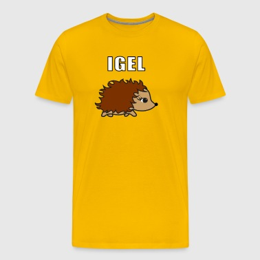 Hedgehog - Hedgehog - Men's Premium T-Shirt