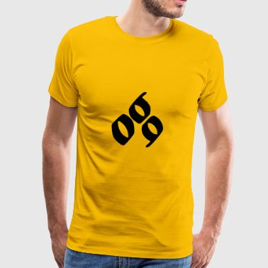 069 Support - Men's Premium T-Shirt