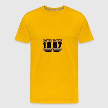 1957 Birthday - Men's Premium T-Shirt