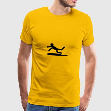 accident - Men's Premium T-Shirt