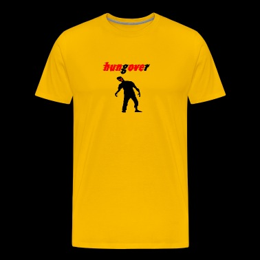 hungover - Men's Premium T-Shirt