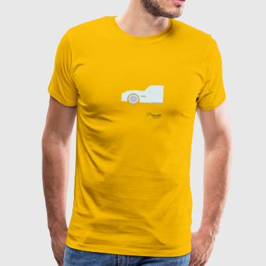 Street Car - Men's Premium T-Shirt