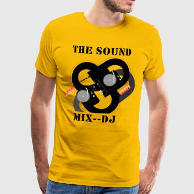 THE SOUND MIX - Men's Premium T-Shirt