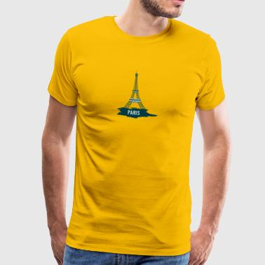 I like Paris - Men's Premium T-Shirt