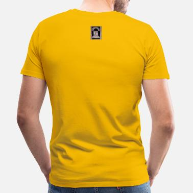 Vegetarian Carpenter's Thumb - Men's Premium T-Shirt