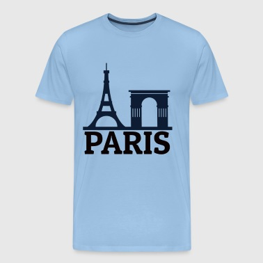 Paris - Men's Premium T-Shirt