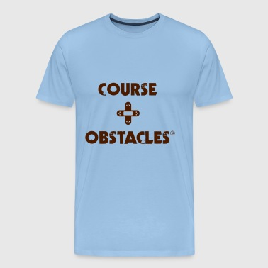 Course-obstacle Course + Obstacles - T-shirt Premium Homme