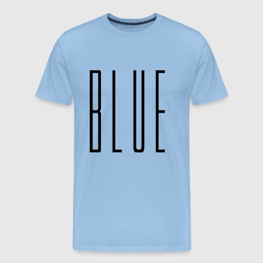 Creative City Blue - Men's Premium T-Shirt