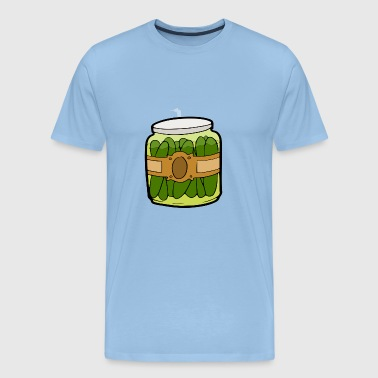 pickle jar - Men's Premium T-Shirt