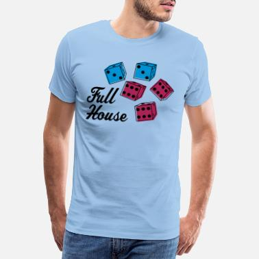 Full House Full House - Men's Premium T-Shirt