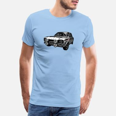 Rally Mk1 Escort - Men's Premium T-Shirt