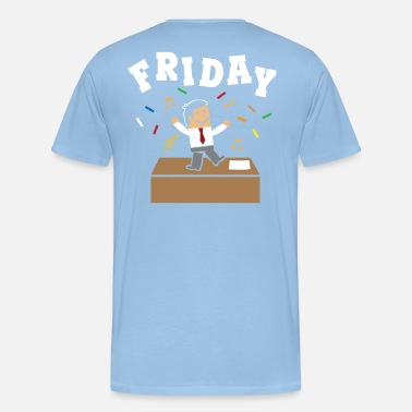 Limited Edition Friday - 5th working day - Limited Edition - Men's Premium T-Shirt