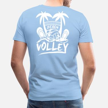Volley Voley Playa VOLEY PLAYA - Camiseta premium hombre