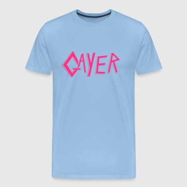 Gayer Slayer - Men's Premium T-Shirt