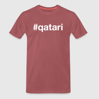 QATAR - Men's Premium T-Shirt
