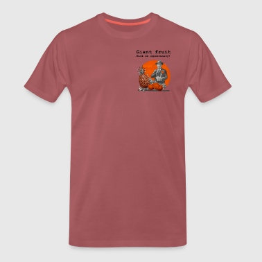 Giant fruit - Männer Premium T-Shirt