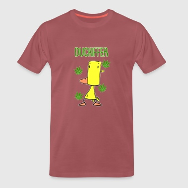 high duck duckiffer - Männer Premium T-Shirt