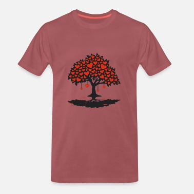 Collection hearttree_2f - Men's Premium T-Shirt