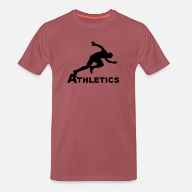 Atletica Athletics - Men's Premium T-Shirt