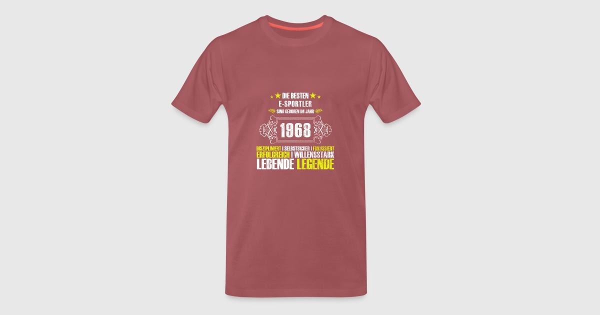 Geschenk zum 49. Geburtstag für E-Sportler von IsiTees | Spreadshirt
