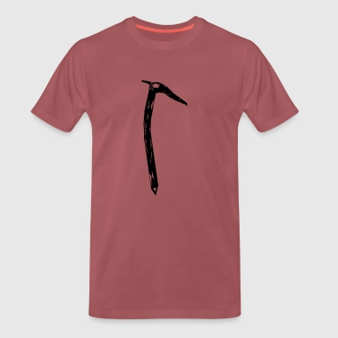 ice pick - Men's Premium T-Shirt