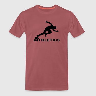 Athletics - Men's Premium T-Shirt