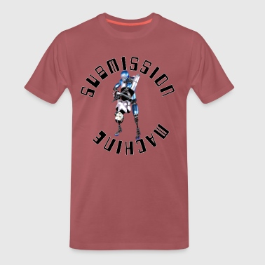 Indsendelse Machine - Herre premium T-shirt