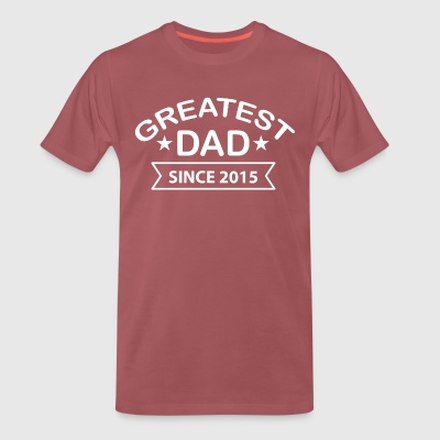 Greatest Dad since - Men's Premium T-Shirt