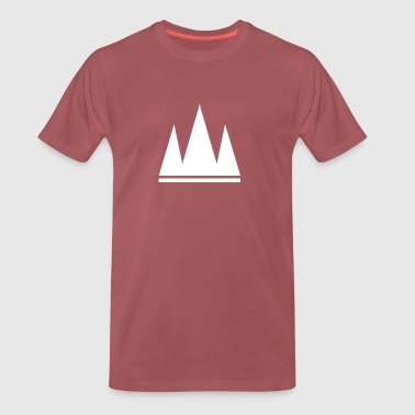 Crown!! - Men's Premium T-Shirt