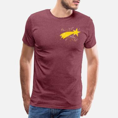 Shooting Stars shooting star - Men's Premium T-Shirt