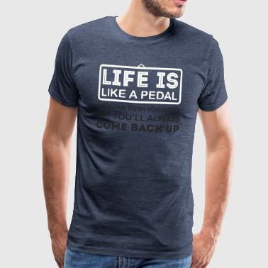 LIKE A PEDAL - Men's Premium T-Shirt