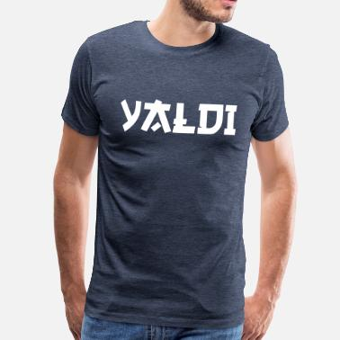 Yaldi - Men's Premium T-Shirt