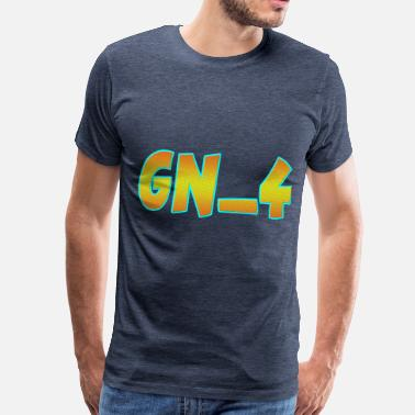 Youtube Gaming GamingNerd_4 Le YouTuber - T-shirt Premium Homme