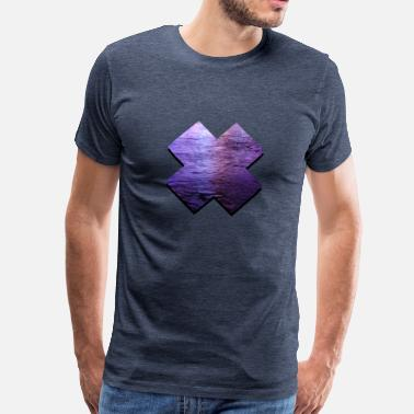 Ultraviolet blue - Men's Premium T-Shirt
