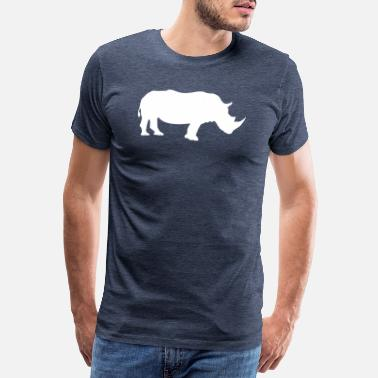 Seriously rhino - Men's Premium T-Shirt