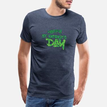 Irsk St Patrick's Day - Premium T-shirt mænd