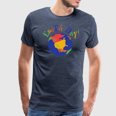 Earth Day - Men's Premium T-Shirt