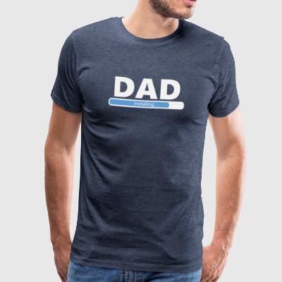 Installing DAD (1057) - Men's Premium T-Shirt