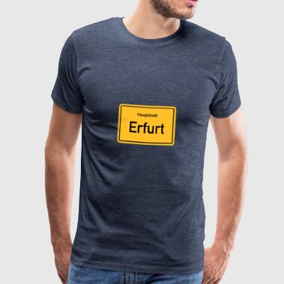 capital Erfurt - Men's Premium T-Shirt