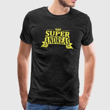 Andreas - T-shirt Premium Homme