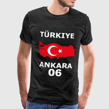 Ankara - Men's Premium T-Shirt