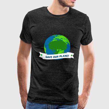 Earth Day Earth Day - Men's Premium T-Shirt
