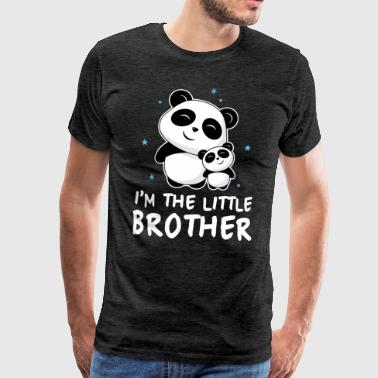 I'm The Little Brother - Men's Premium T-Shirt