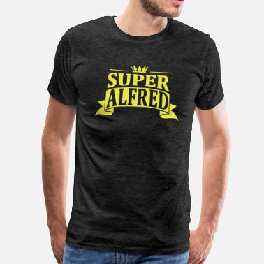 Alfred Alfred - T-shirt Premium Homme