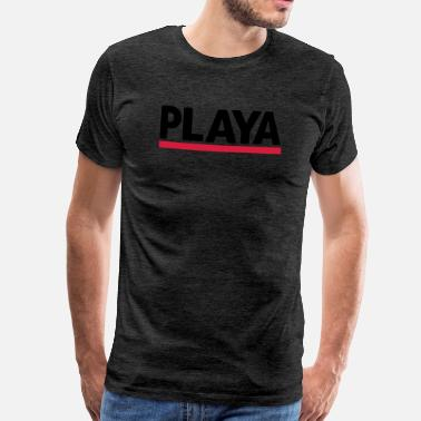 Playa playa - Men's Premium T-Shirt