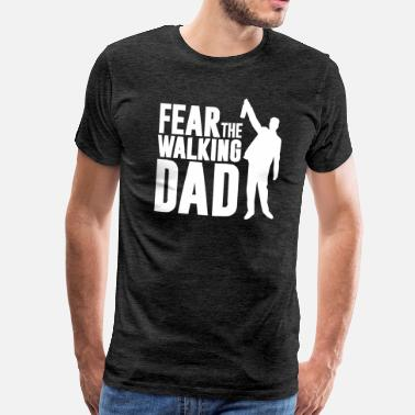 Herrentag Fear the walking Dad, Herrentag - Männer Premium T-Shirt
